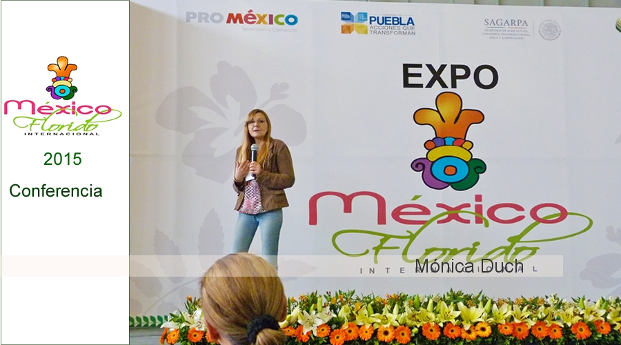 CONFERENCIA INTERNACINAL by MONICA DUCH en MEXICO