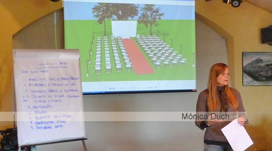 WORKSHOP by MONICA DUCH ARTE FLORAL ARGENTINA